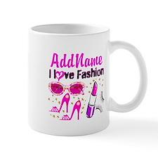 LOVE FASHION Small Mug