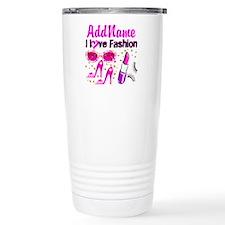 LOVE FASHION Travel Coffee Mug