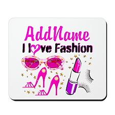 LOVE FASHION Mousepad