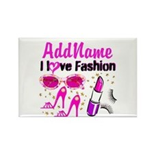 LOVE FASHION Rectangle Magnet