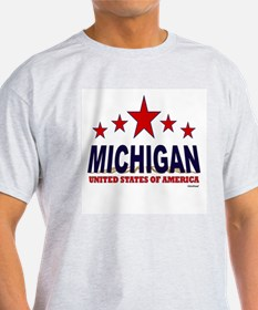 Michigan U.S.A. T-Shirt