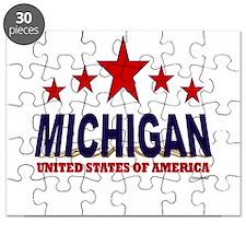 Michigan U.S.A. Puzzle