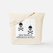 DECK the HULLS Tote Bag