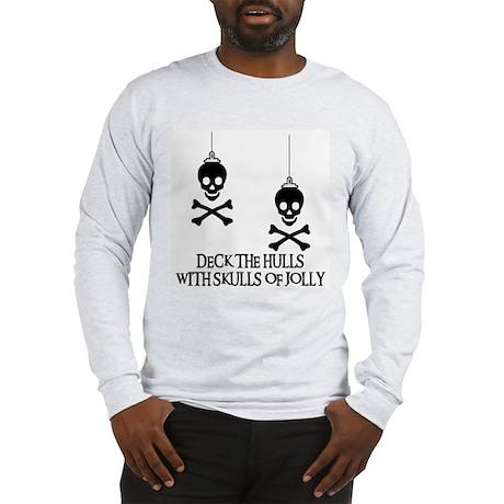 DECK the HULLS Long Sleeve T-Shirt