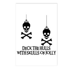 DECK the HULLS Postcards (Package of 8)