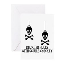DECK the HULLS Greeting Cards (Pk of 10)