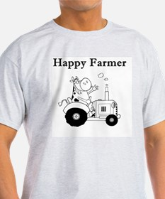 Happy Farmer T-Shirt