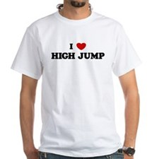 I Love High Jump Shirt