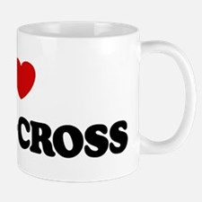 I Love Cyclo-Cross Mug