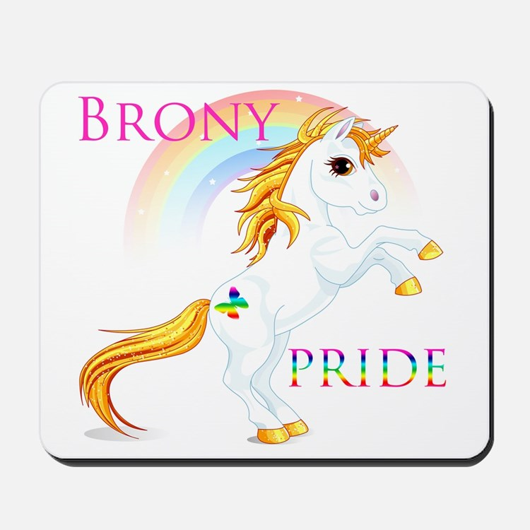 Brony Pride Mousepad