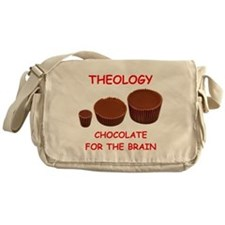 theology Messenger Bag