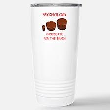 psychology Travel Mug
