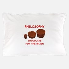 philosophy Pillow Case