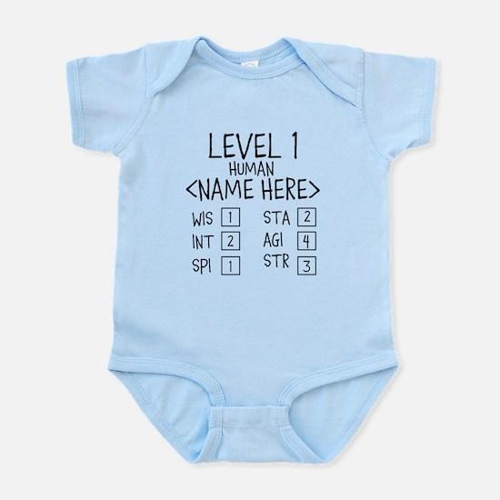 Level 1 Human Body Suit