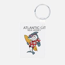 Atlantic City, New Jersey Keychains