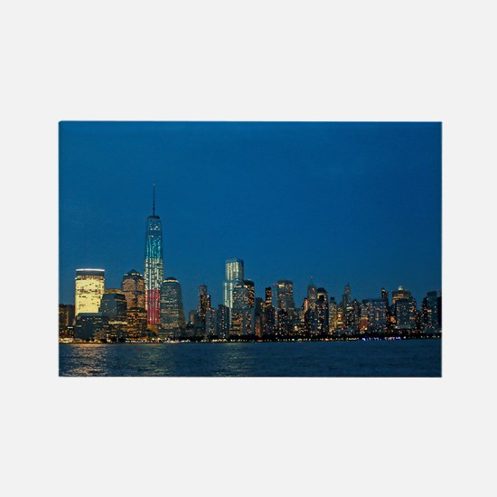 Stunning! New York USA - Pro Phot Rectangle Magnet