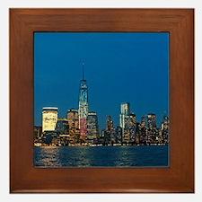 Stunning! New York USA - Pro Photo Framed Tile