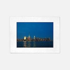 Stunning! New York USA - Pro Photo 5'x7'Area Rug