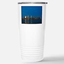 Stunning! New York USA Stainless Steel Travel Mug