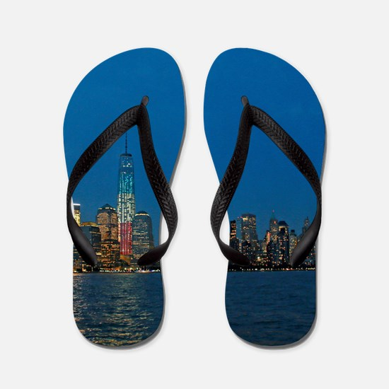 Stunning! New York USA - Pro Photo Flip Flops