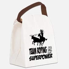 aikido is my superpower Canvas Lunch Bag