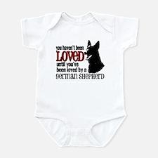 GSD Love Infant Bodysuit