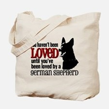 GSD Love Tote Bag