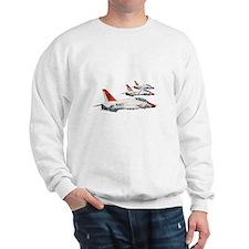 T-45 Goshawk Trainer Aircraft Sweatshirt