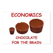economics Postcards (Package of 8)