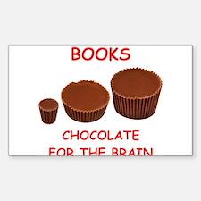 books Decal