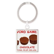 word games Keychains