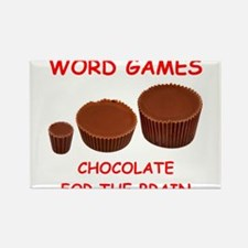 word games Magnets