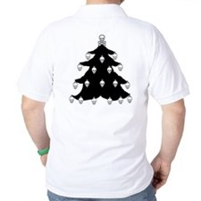 YO CHRISTMAS TREE YO CHRISTMAS TREE T-Shirt