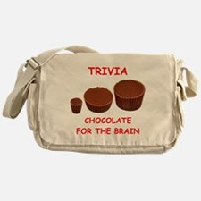 trivia Messenger Bag