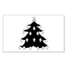 YO CHRISTMAS TREE YO CHRISTMAS TREE Decal