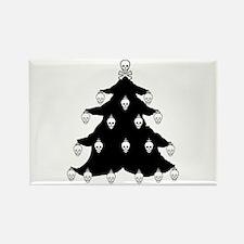 YO CHRISTMAS TREE YO CHRISTMAS TREE Rectangle Magn