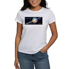 Wheel of Co-Creation - Barbara Marx Hubbard T-Shir