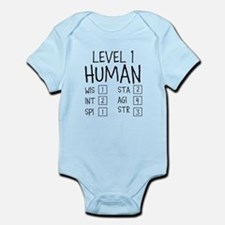 Level 1 Human Body Suit