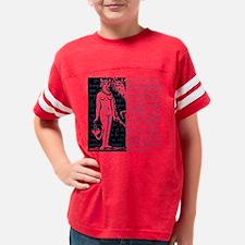 devil dark Youth Football Shirt