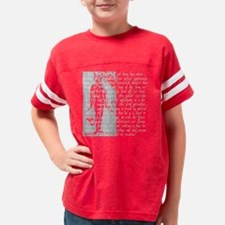 devil light Youth Football Shirt