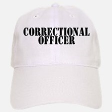 CORRECTIONAL OFFICER Baseball Baseball Cap