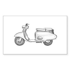 Scooter Decal