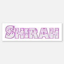 Shirah Bumper Bumper Bumper Sticker