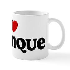 I Love Petanque Mug