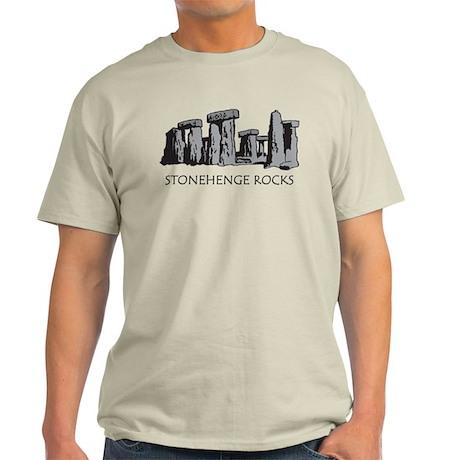 stonehenge_bw_onblk T-Shirt
