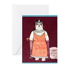 Cleobulltra Greeting Cards (Pk of 10)