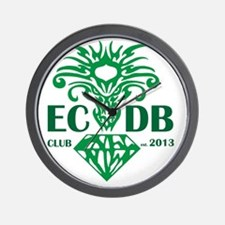 Emerald City Dragon Boat Club  Wall Clock