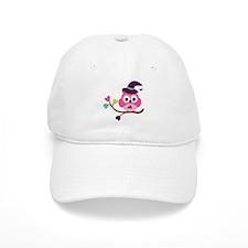 Cute Halloween Owl Baseball Cap