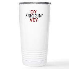 Unique Judaism Travel Mug