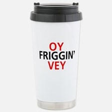 Unique Judaism Travel Mug
